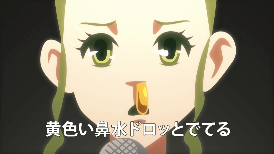 小林製薬様チクナインWEB アニメCM「副鼻腔炎=ちくのう症」編