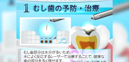 歯科医院アニメCM