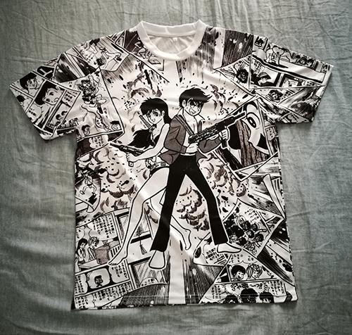 ハレンチ学園Tシャツ